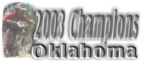 2003 State Champions